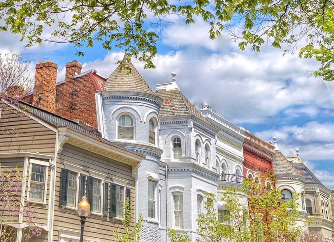 East village vs west village georgetown washington dc for Dc home for sale
