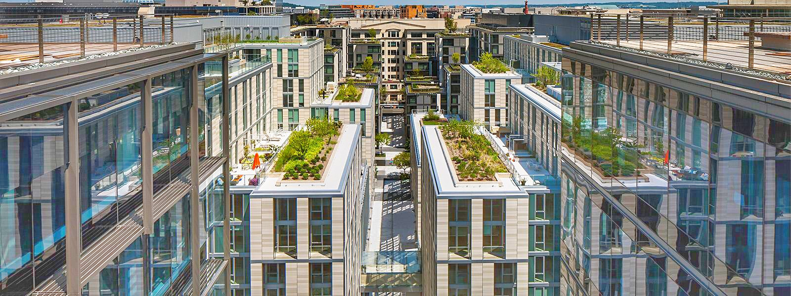 Residences at CityCenter in Washington DC