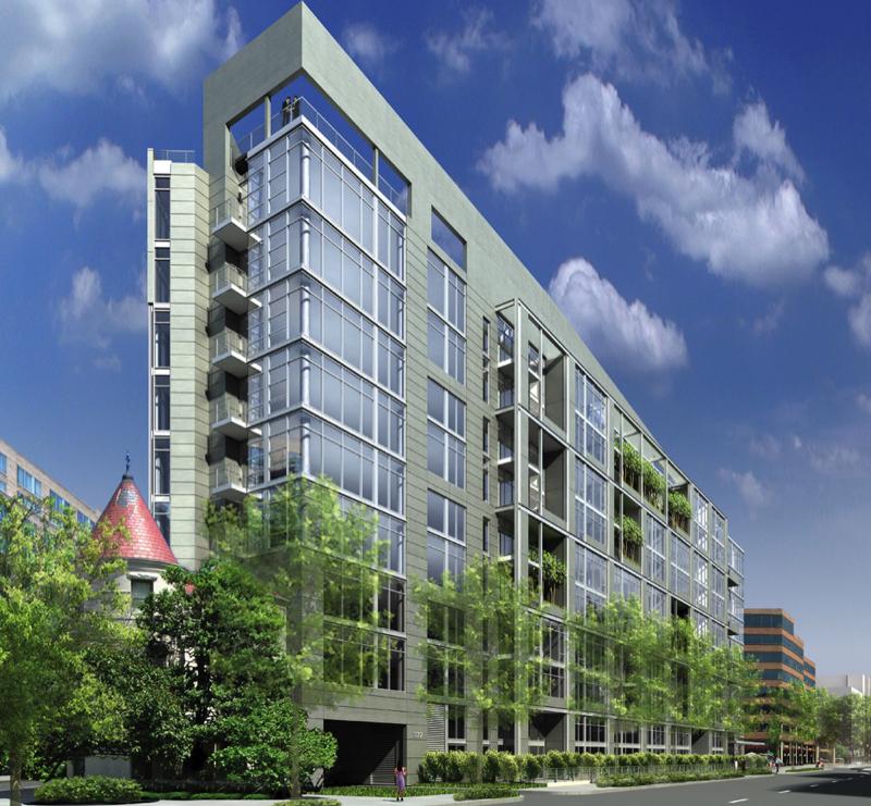 Washington Dc City Center: Washington DC's Hottest Modern Condo Buildings
