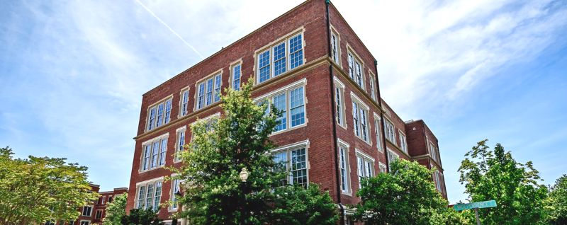 Luxury condos at Bryan School Lofts in Washington DC for sale