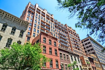 Lafayette at Penn Quarter condos for sale in Washington DC