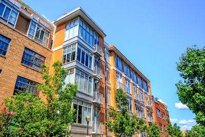 Luxury condos at Lofts 14 in Washington DC for sale
