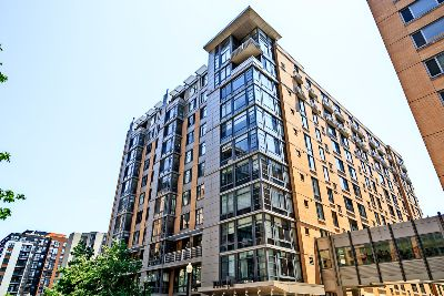 Luxury condo at The L at City Vistas in Washington DC