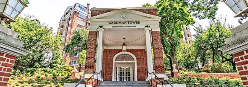 Condos For Sale at Wardman Towers in Woodley Park Washington, DC