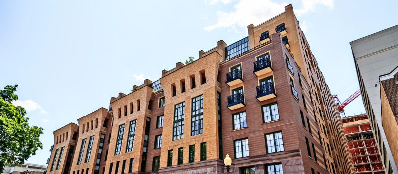 Condos for sale at The Whitman in Washington DC