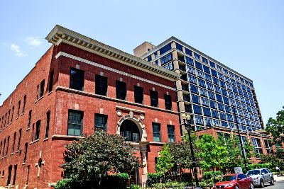 Yale Steam Laundry in Washington DC condos for sale